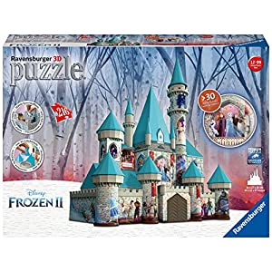 Ravensburger Frozen Ice Castle 3d Puzzle Multicolore 11156
