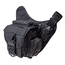 G4Free? Multi-functional Tactical Messenger Bag