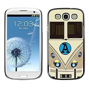 Dragon Case - FOR Samsung Galaxy S3 - That is the future? - Caja protectora de pl??stico duro de la cubierta Dise?¡Ào Slim Fit