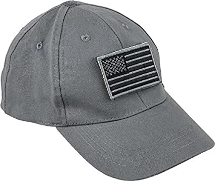 486c8b745 Amazon.com : VooDoo Tactical 20-9351014000 Cap with Removable Flag ...