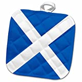 3D Rose Flag of Scotland%2DScottish Blue