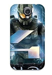ZippyDoritEduard Premium Protective Hard Case For Galaxy S4- Nice Design - Halo