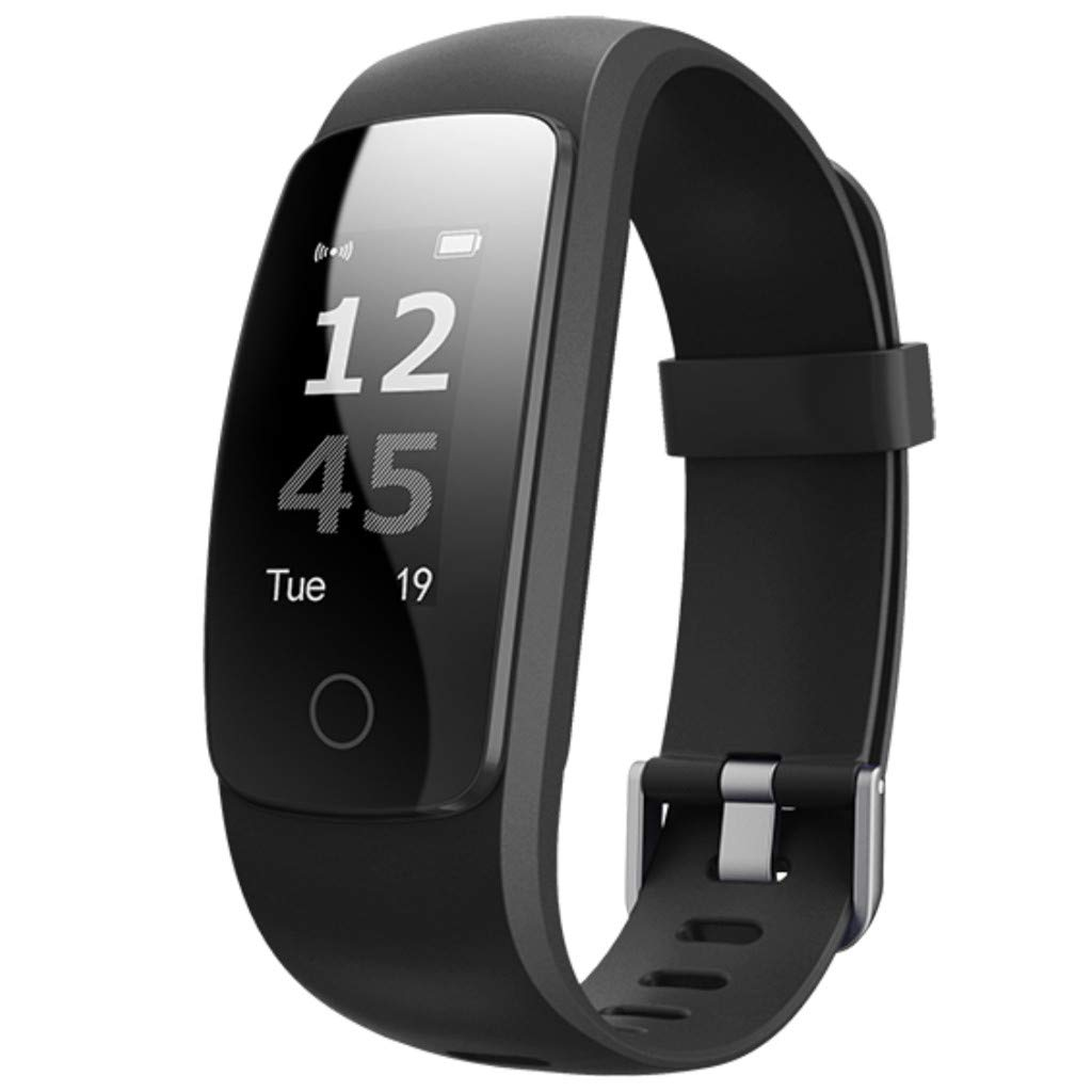 Amazon.com: Smart Wristband Blood Pressure Heart Rate ...