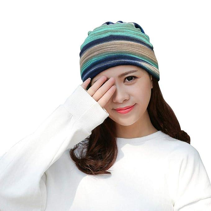 4091256b3 Biback Pañuelo la Cabeza Turbante Mujer Apagado Tapa para quimio, pérdida  de Pelo, Sombrero de Turbante para Mujer Perdida de Cabello Chemo Krebs  Cap: ...