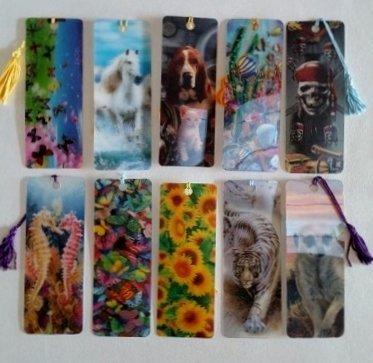 fish bookmark - 8