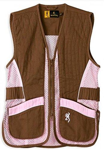 Browning Vest, Jr For Her Brown/Pink (30505488)