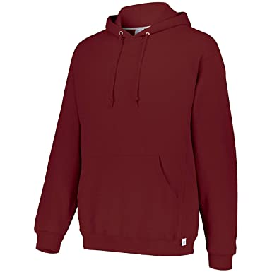 4879b6c01a8fd0 Image Unavailable. Image not available for. Color  Russell Athletic Womens  Dri-Power Fleece Pullover Hood ...