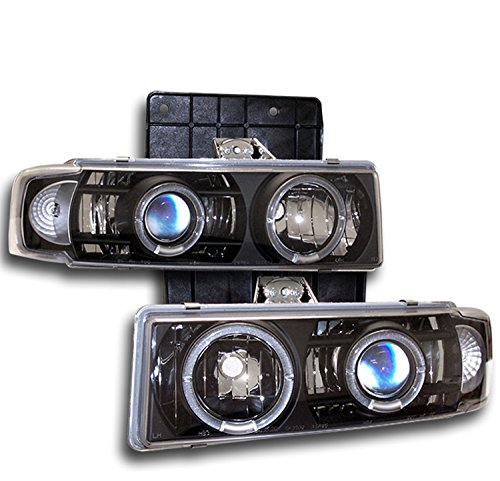 Chevy Astro Halo Headlights - 1