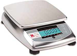 The Amazing Ohaus FD3H Food Portioning Scale-NSF Certified-3 kg Capacity