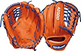 "Wilson A2000 1789 11.5"" Infield/Pitcher's Baseball Glove - Right Hand Throw"