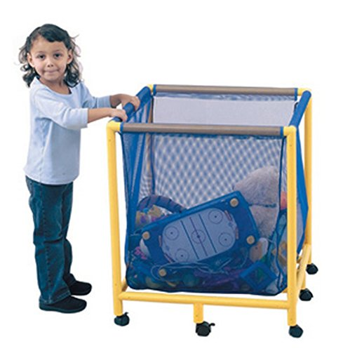 Square Mobile Equipment Toy Box by Children's Factory