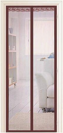 ZFHTAO Mosquitera MagnéTica Cierre Magnético Automático Mosquitera Puerta para Puerta para balcón Puerta de terraza - A 110x240cm(43x94inch): Amazon.es: Hogar