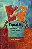 Equality, Bob Hepple, 1849461074