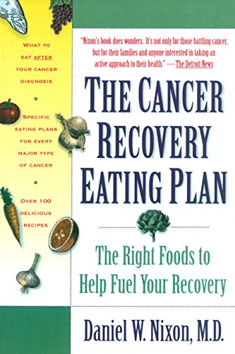 Plan Recovery Cancer Eating (The Cancer Recovery Eating Plan: The Right Foods to Help Fuel Your Recovery)