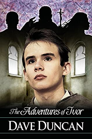 book cover of The Adventures of Ivor