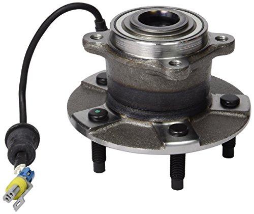 WJB WA512229 - Rear Wheel Hub Bearing Assembly - Cross Reference: Timken 512229 / Moog 512229 / SKF BR930327