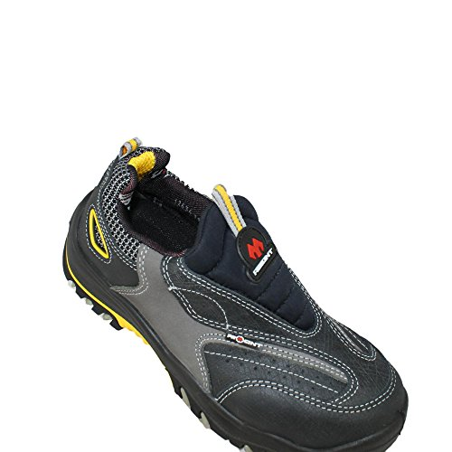 Zapatos Cuerno Trabajan Escalada De Negro Plana Aimont S1p Seguridad xZCtw7rZ