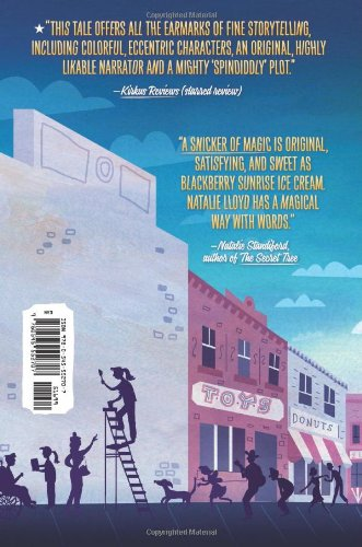 A Snicker of Magic: Natalie Lloyd: 9780545552707: Books - Amazon.ca