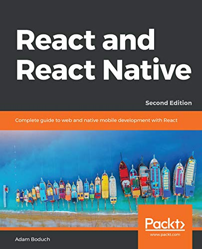 16 Best React Native eBooks of All Time - BookAuthority