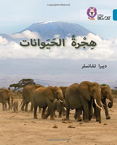 Collins Big Cat Arabic – Animal Migration: Level 13 PDF