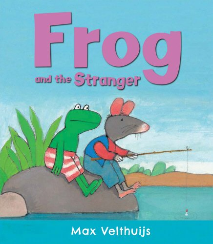 Image result for the frog and the stranger