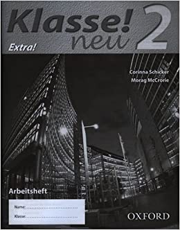 Book Klasse! Neu: Part 2: Workbook H - Extra!: Neu Pt. 2