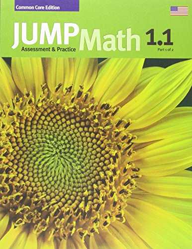 JUMP Math AP Book 1.1: US Common Core Edition