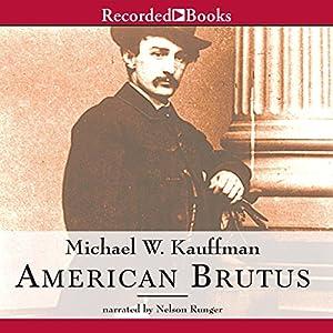 American Brutus Audiobook