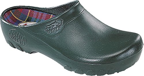 Jolly Clog Grün Herren Fashion Gr39