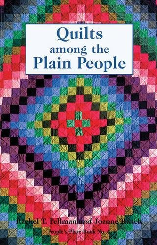 Quilts Among the Plain People (People's Place Booklet No. 4)) (Booklet Place Peoples)