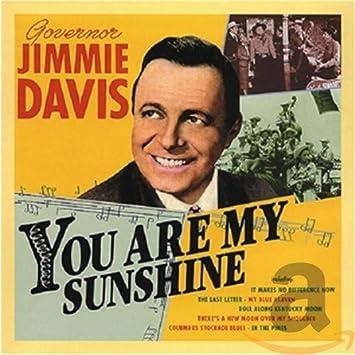 Amazon | YOU ARE MY SUNSHINE 5-CD & B | JIMMIE DAVIS | カントリー | 音楽