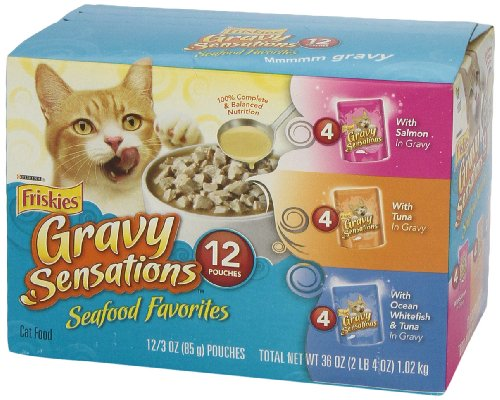 Amazon Aroma Cat Food