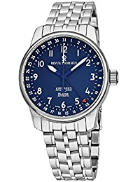 Revue Thommen Men's 40mm Steel Bracelet & Case Automatic Watch 16050.2135