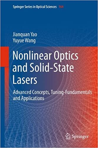 Solid-State Lasers and Applications (Optical Science and Engineering)