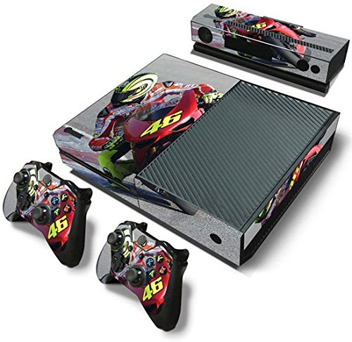 ModFreakz™ Console/Controller Vinyl Skin Set - Motorcycle Dash for Xbox One Original