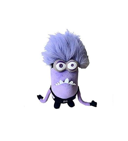 stogiit Despicable Me Peluches Minions Púrpura Muñeca Suave ...