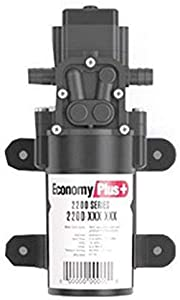 Remco Industries 2240-1B1-10E-SB Economy Plus 2200 Series 12V