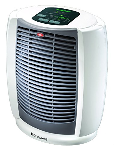 Image of the Honeywell HZ-7304U Deluxe EnergySmart Cool Touch Heater - White