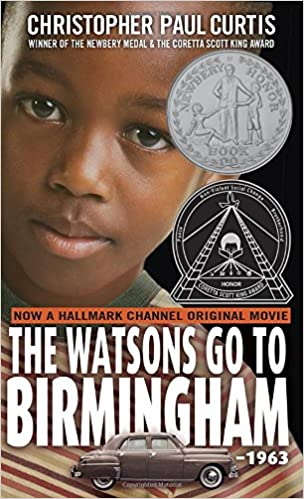 Amazon.com: The Watsons Go to Birmingham--1963 (9780440414124 ...