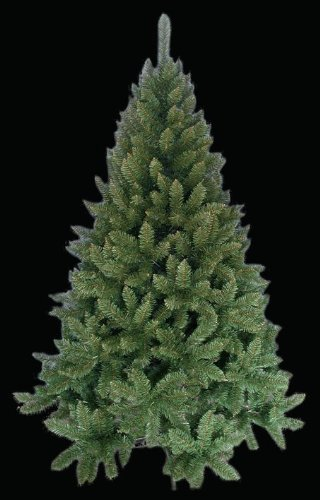 Albero Di Natale 150 Cm.Albero Di Natale Mod Sherwood Altezza 150 Cm Colore Verde