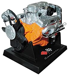 Liberty Classics Corvette 327 Engine Replica, 1/6th Scale Die Cast