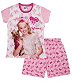 Girl's Official JoJo Siwa and BowBow Short Pyjamas (9-10 Years)