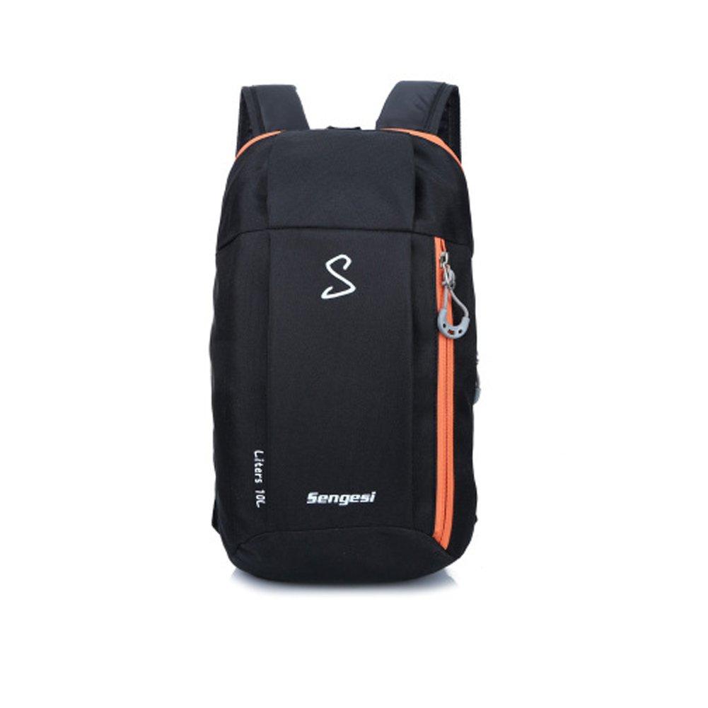 weyunアウトドアスポーツハイキングバックパック防水旅行バックパック軽量バックパックを登山キャンプ釣り旅行サイクリング  6 B07DBNCMY2