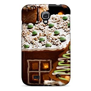 New Premium YnBoQHY865cVxNH Case Cover For Galaxy S4/ Gingerbread Protective Case Cover