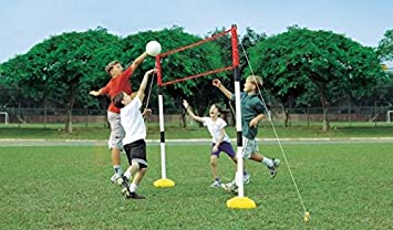 3 In 1 Badminton Volleyball and Tennis Training Game Set kids ...