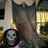 Best Prop For Halloweens - Wrightus 10 FT Halloween Decorations Hanging Ghost Props Review