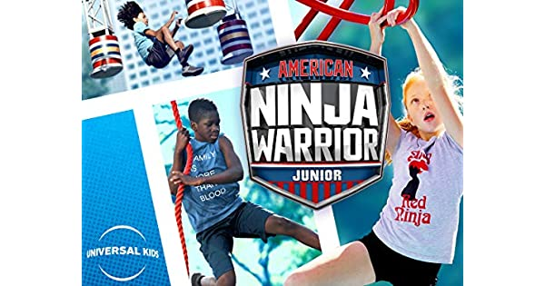 Amazon.com: American Ninja Warrior Junior, Season 1: Amazon ...