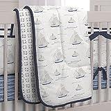 Carousel Designs Water Crib Comforter Parent