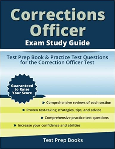Pdf ebook forum nedlastingCorrections Officer Exam Study Guide: Test Prep Book & Practice Test Questions for the Correction Officer Test 162845363X in Norwegian PDF