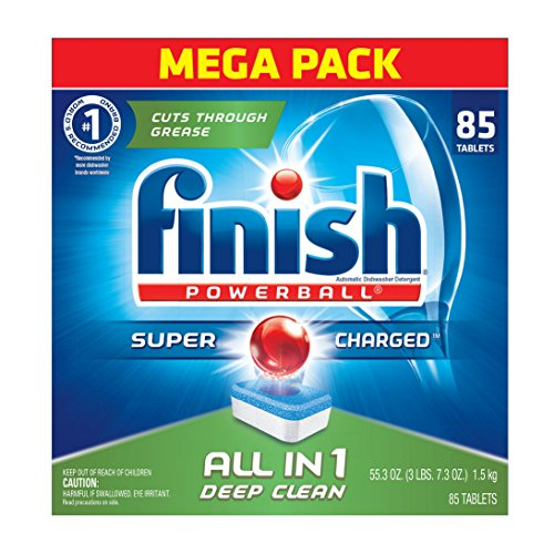 Marvelous Finish Dishwasher Detergent Case   1